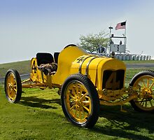 1915 Ford Speedster Race Car by DaveKoontz