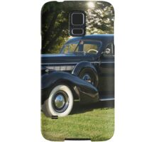 1938 Buick Century Series 60 Sedan Samsung Galaxy Case/Skin