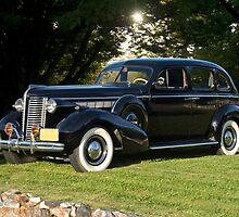 1938 Buick Century Series 60 Sedan by DaveKoontz