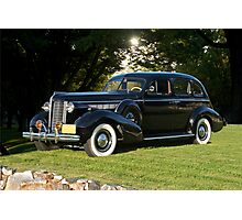 1938 Buick Century Series 60 Sedan Photographic Print