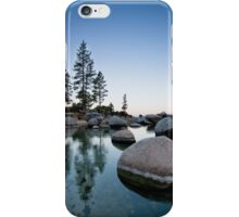 Boulders at Sand Harbor - Lake Tahoe iPhone Case/Skin