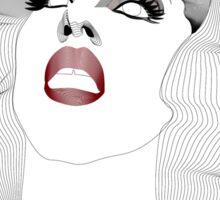 Sharon Needles - Spooky Sticker