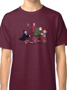 Horror Night Off Classic T-Shirt