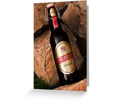 Altenburger on the Rocks Greeting Card