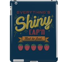 Kaylee's Embroidery iPad Case/Skin