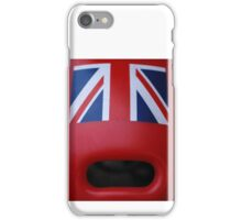 The face of Britain iPhone Case/Skin