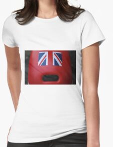 The face of Britain Womens Fitted T-Shirt