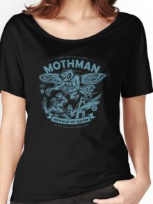 Mothman - Cryptids Club Case file #299 Women's Relaxed Fit T-Shirt