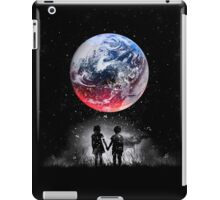 Until The End Of The World iPad Case/Skin
