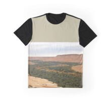 Morocco Oasis - by Ana canas Graphic T-Shirt