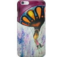 On Letting Go iPhone Case/Skin
