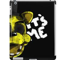 Golden Freddy iPad Case/Skin