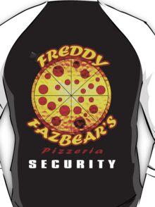 Official Employee of Freddy Fazbear's Pizzeria T-Shirt