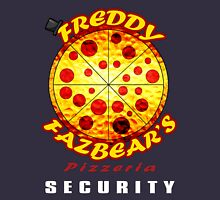 Official Employee of Freddy Fazbear's Pizzeria Long Sleeve T-Shirt
