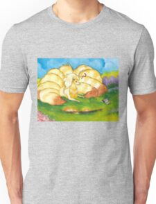 To Tame A Ninetails Unisex T-Shirt