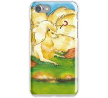 To Tame A Ninetails iPhone Case/Skin