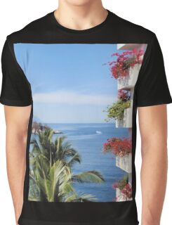 Mismaloya View Graphic T-Shirt