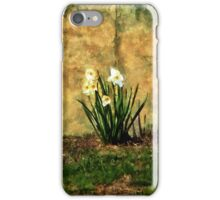 A Spot of Spring iPhone Case/Skin