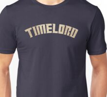 Doctor Who Timelord Unisex T-Shirt