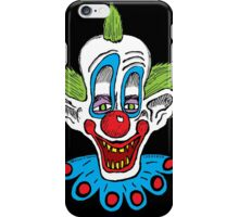 Killer Klown from Outer Space iPhone Case/Skin