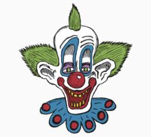 Killer Klown from Outer Space Kids Clothes