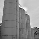 Industrial Tanks in Marano Lagunare by jojobob