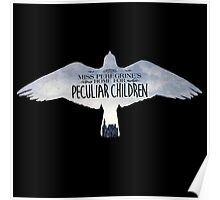 Miss Peregrines Home For Peculiar Children 2016 Poster