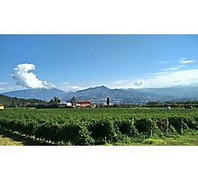 Italian Landscape Photographic Print