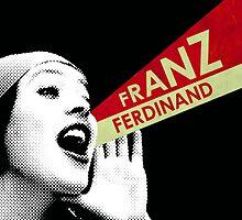 Franz Ferdinand album cover by alsoethan