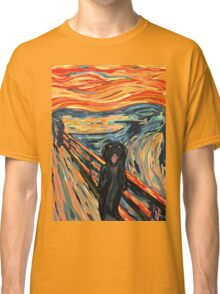 RB Pet Monsters - The Scream Bailey  Classic T-Shirt