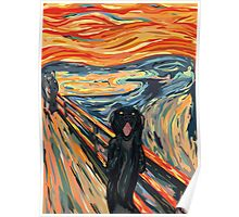 RB Pet Monsters - The Scream Bailey  Poster