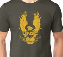 Halo United Nations Space Command crest Unisex T-Shirt