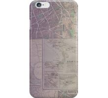 Travel Well iPhone Case/Skin