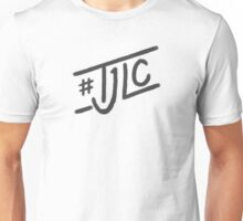 #TJLC text, dark Unisex T-Shirt