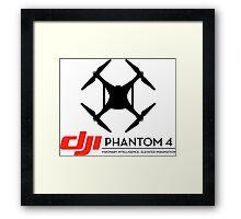 DJI Phantom 4 Drone  Framed Print