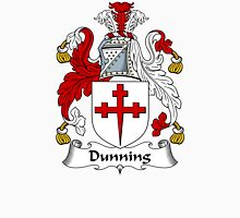 Dunning Coat of Arms / Dunning Family Crest Unisex T-Shirt