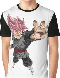 BLACK GOKU Graphic T-Shirt