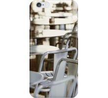 Terras in France iPhone Case/Skin