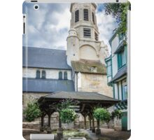 Historic Honfleur iPad Case/Skin