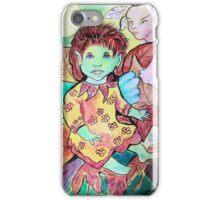 Fae Doll iPhone Case/Skin
