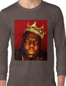 The Notorious BIG Long Sleeve T-Shirt