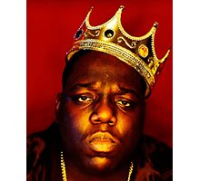 The Notorious BIG Photographic Print