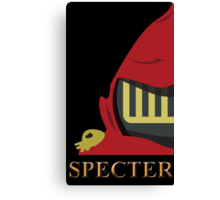 Specter Knight Canvas Print