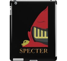 Specter Knight iPad Case/Skin