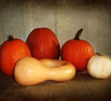 Pumpkins by Bine