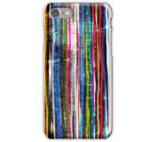 fancy stripes 1 iPhone Case/Skin