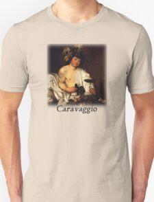 Caravaggio - Bacchus T-Shirt