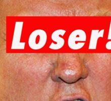 Trump Loser Sticker