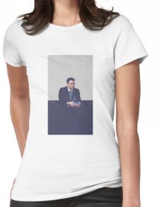 Ben Affleck - The Accountant Womens Fitted T-Shirt