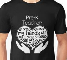 Teacher  - Pre K Teacher T-shirts Unisex T-Shirt